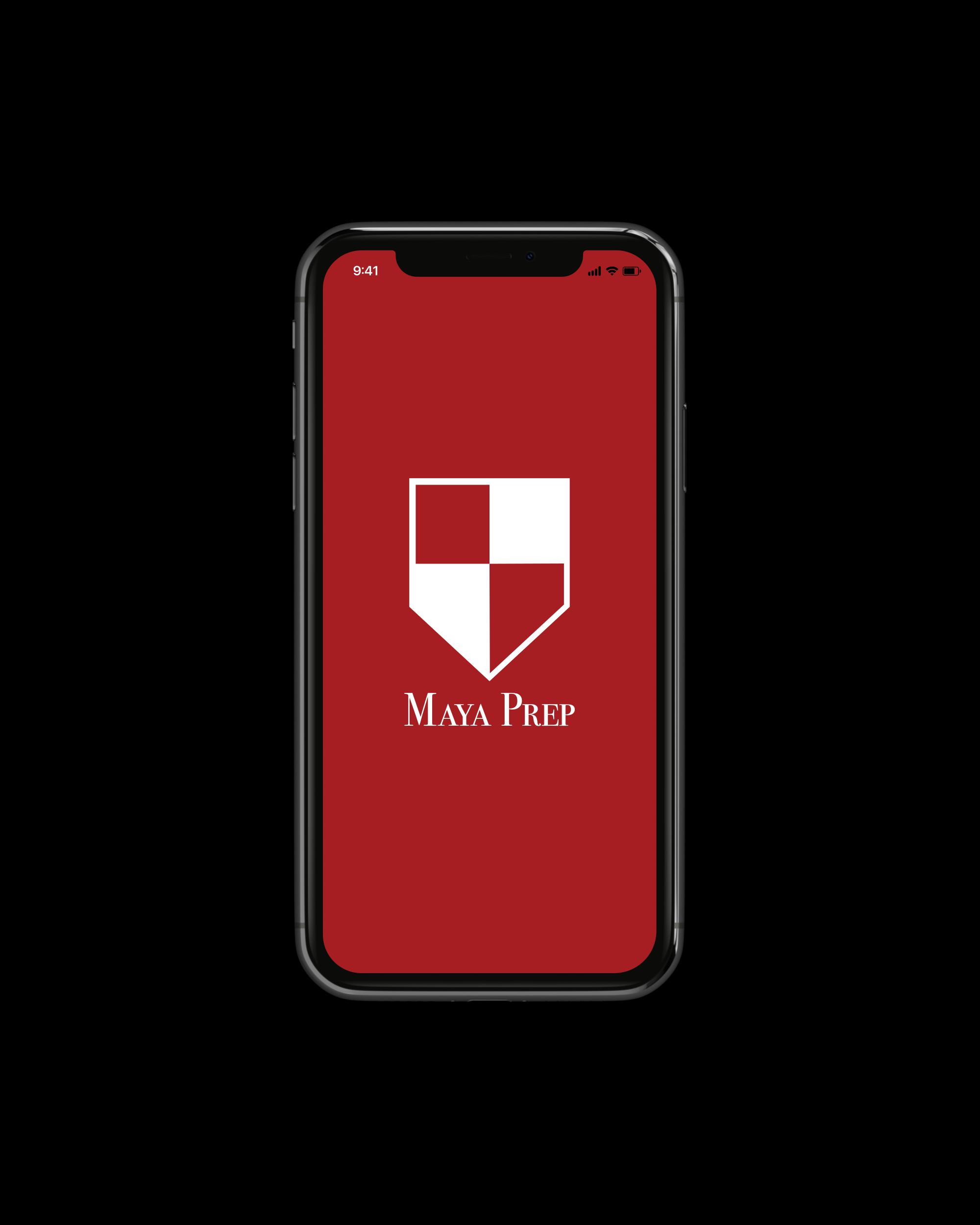 Maya Prep Mobile App