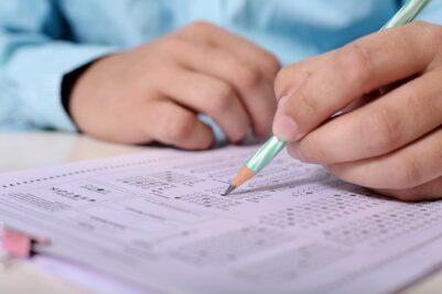 Exam Answer Sheet