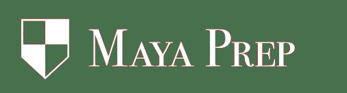 Maya Prep Logo